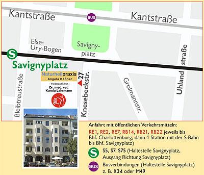 Standort Praxis Gürtelrose besprechen Berlin